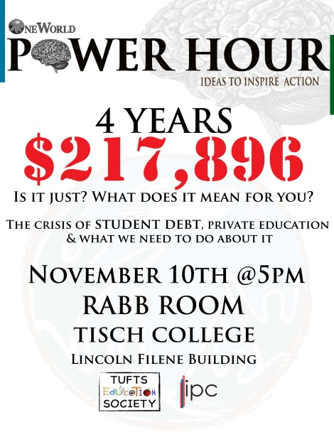 PowerHourStudentDebtFlyer